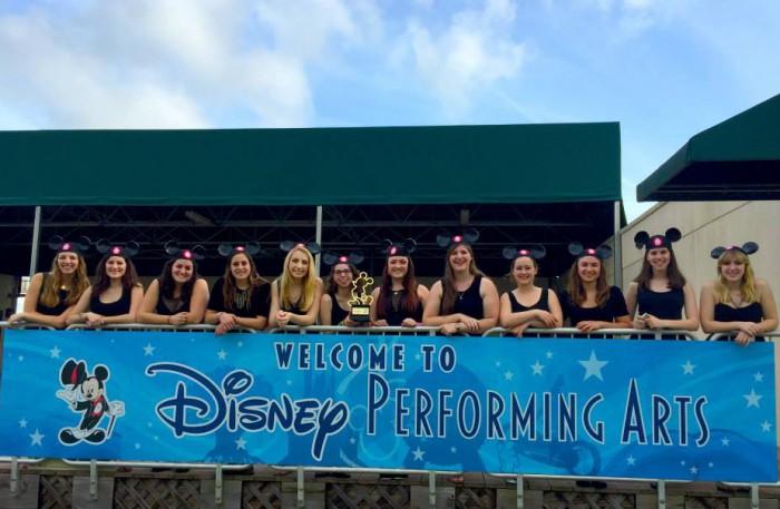 Chords In Disney